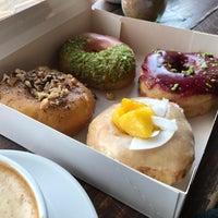 Das Foto wurde bei Brammibal's Donuts von Tiffany M. am 4/18/2017 aufgenommen