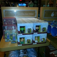 Photo taken at Disney Store by Sean @. on 3/23/2013
