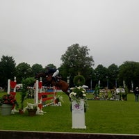 Photo taken at Olympia Reitanlagen by M. M. on 5/29/2014