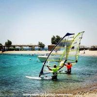 Снимок сделан в Go!Wind. Windsurfing & Kitesurfing School пользователем Olesya B. 7/4/2013