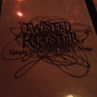 Photo taken at Twisted Rooster by Greg G. on 12/1/2012