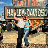 Photo Taken At House Of Harley Davidson By Rick D. On 8/31
