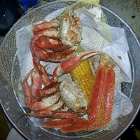 Photo taken at Joe's Crab Shack by Melanie W. on 1/8/2013