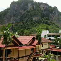 Photo taken at Ao Nang Easy Room by Muhamad S. on 9/20/2016