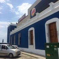 Photo taken at Burger King Casco Historico Pto. Cabello by Ali O. on 6/30/2015