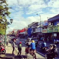 Photo taken at Yogyakarta by Jimvic D. on 4/24/2014