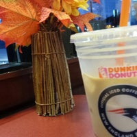 Photo taken at Dunkin Donuts by David R. on 10/15/2013