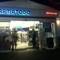 Photo taken at Farmatodo by King R. on 12/21/2012