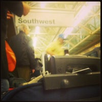 Photo taken at ONT Terminal 4 by Josh S. on 3/18/2013