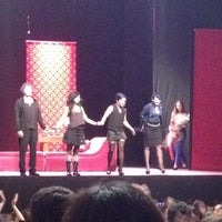Foto tomada en Teatro Nescafé de las Artes por Marcos V. el 11/28/2012