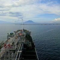 Photo taken at Pelabuhan Mayangan by Satria W. on 4/14/2014