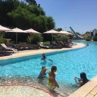 Photo taken at Ela Quality Aquapark by Mutlu K. on 7/10/2016