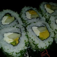 Photo taken at Bonsai Sushi Delivery by Rodrigo™ on 3/14/2013