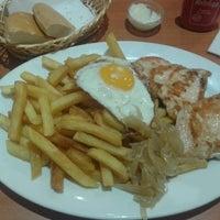 Photo taken at Fuente Alemana by Rodrigo™ on 2/28/2013