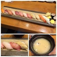 Photo taken at 魚たつ by rohinomiya on 3/26/2015