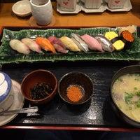 Photo taken at 魚たつ by rohinomiya on 3/21/2015