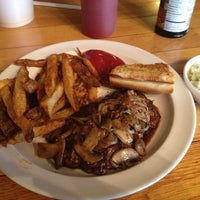 Photo taken at Patti-o Grill by Janet B. on 1/3/2013