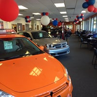 Photo Taken At Colonial Dodge Chrysler Jeep By Daniel F. On 9/20/ ...