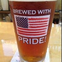 Photo taken at Moylan's Brewery & Restaurant by Sarah V. on 7/21/2013