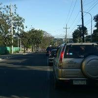 Photo taken at Quirino Highway by Karl Olivier J. on 2/12/2017