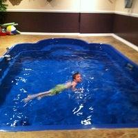 Photo taken at Aqua Paradise by Kara E. on 12/30/2012