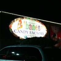 Photo taken at Albanese Confectionery by Kara E. on 12/9/2012