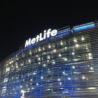Photo taken at MetLife Stadium by Allison K. on 9/16/2013