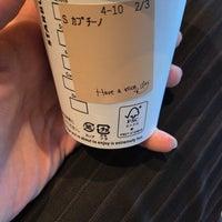 Photo taken at Starbuck Coffee by marino on 3/6/2018