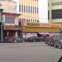Photo taken at Tampin Square by Mu'izz I. on 5/17/2014