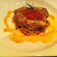 Photo taken at Cloud 7 Restaurant, Bar & Terrace by Ezgi H. on 3/22/2013