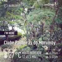 5/5/2013 tarihinde Alexandre B.ziyaretçi tarafından Clube Paineiras do Morumby'de çekilen fotoğraf