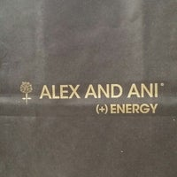 Photo taken at ALEX AND ANI by Kathlyn G. on 8/11/2014