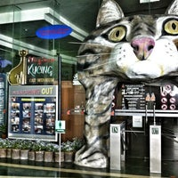 Photo taken at Muzium Kucing (Cat Museum) by Linda R. on 3/29/2013