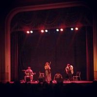 Photo taken at The Lyric Theatre by Chris C. on 10/13/2012