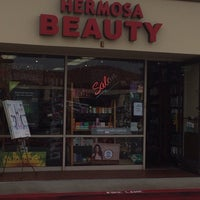 Photo taken at Hermosa Beauty Center by Sheila V. on 10/26/2013