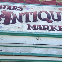 Photo taken at Star Antiques Market by Sheila V. on 8/22/2013