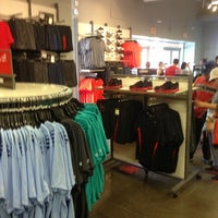 Photo taken at Nike Factory Store by Sheila V. on 6/20/2013