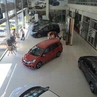 Photo taken at Honda Cars Bulacan by Dada T. on 10/13/2015