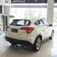 Photo taken at Honda Cars Bulacan by Dada T. on 7/21/2015