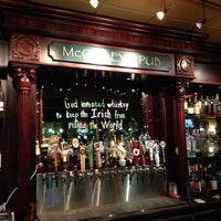 Photo taken at McGinley's Pub by Steven D. on 1/7/2014