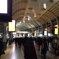 Photo taken at Shinagawa Station by Tsutomu Y. on 3/4/2013