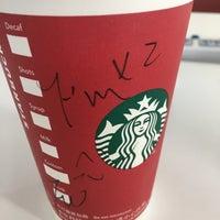 Photo taken at Starbucks (星巴克) by Dalton D. on 1/9/2018