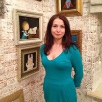 Foto tomada en Gapchinska Gallery por Станислав Л. el 3/6/2013