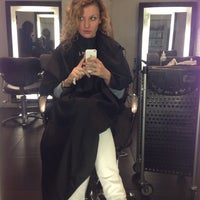 Photo taken at Scott J Aveda Salon Spa by Alena A. on 5/22/2014