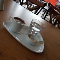 Photo taken at Taşkent Fırın Cafe by Volkan E. on 12/18/2017