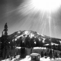 Photo taken at Deer Valley Resort by David B. on 12/21/2012