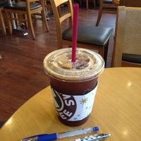 Photo taken at TOM N TOMS COFFEE by juhee J. on 9/10/2014