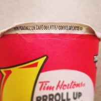 Photo taken at Tim Hortons by Derrick O. on 3/18/2013