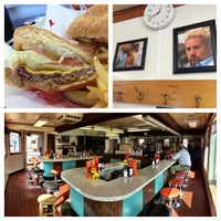 Photo taken at Triple XXX Family Restaurant by Betty C. on 2/6/2013