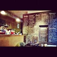 Photo taken at Communitea by Betty C. on 11/27/2012